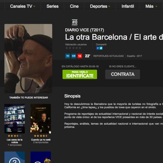 La otra Barcelona | Diario Vice